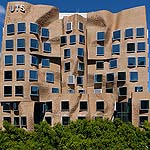 New, Frank Gehry designed, UTS Business School Building
