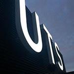 New UTS signage