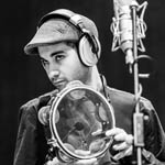 James Tawadros recording music