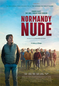 Normandy Nude Movie Poster