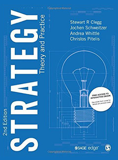 Cover of Strategy Theory and Practice