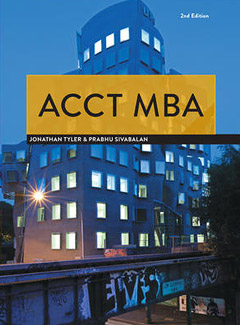 Cover of ACCT MBA