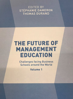 Cover of The Future of Management Education