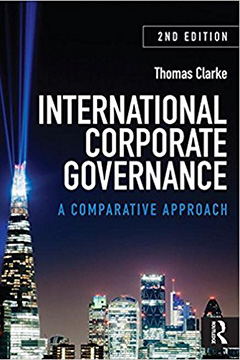 Cover of International Corporate Governance