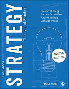 Cover of Strategy: Theory and Practice