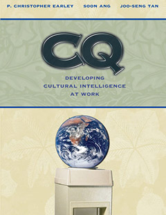 Cover of Developing Cultural Intelligence at Work