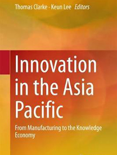 Cover of Innovation in the Asia Pacific